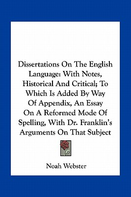 Dissertation In English